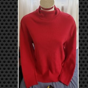 Style and co knit turtleneck sz 2x